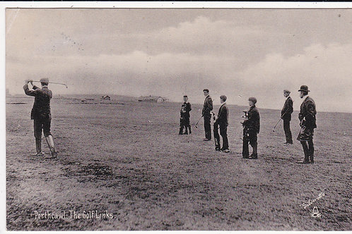 Porthcawl Golf Links Ref 1280 C.Pre 1914