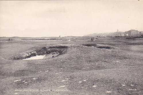 St Andrews Principles Nose Bunkers Ref.643