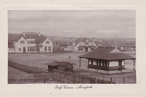 Monifieth Golf Links C.1914 Ref.650