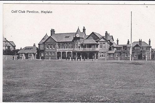 SOLD>Ref.1448.Hoylake Golf Pavilion  Ref 1448 C.1914-18