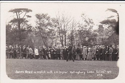 Hollingbury Golf Course.James Braid Ref.905