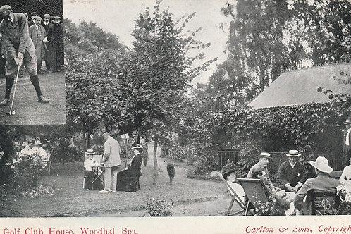 Woodhall Spa Golf Club House & Harry Vardon Ref.2580