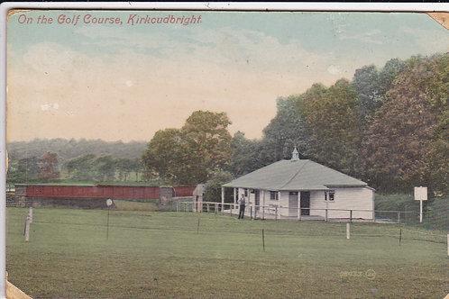 Kirkudbright Golf Pavilion Ref.1495 C.1904