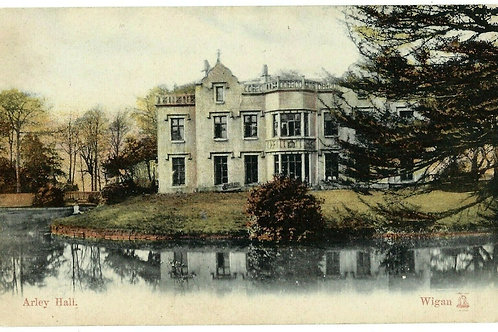 Wigan Golf Club House Ref.2276a C.1910