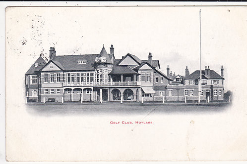 Hoylake Golf Club House Ref.1328 C.pre 1904