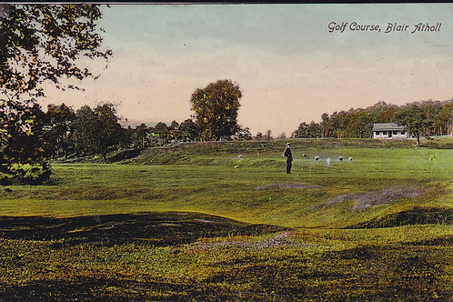 Blair Atholl Golf Course Ref.1668 C.1915