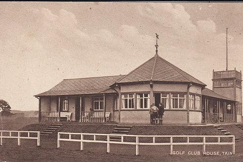 Tain Golf Pavilion Ref.1750 C.1925