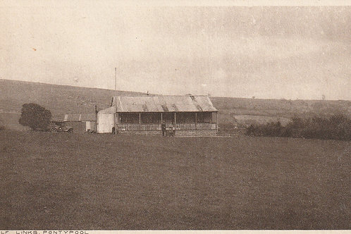 Pontypool Golf Pavilion & Links Ref.2585 C.Ea 1900