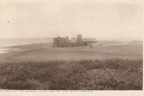 Castletown Golf Links I.O.M. Ref.2433 C.Ea 1900s