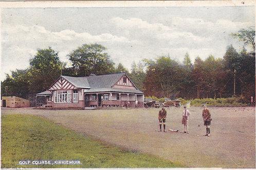 Kirriemuir Golf House Ref.1515 C.1915