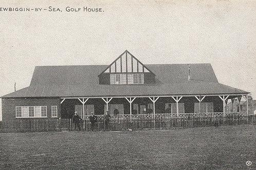 SOLD>Ref.2440.Newbiggin-by-Sea Golf Pavilion Ref.2404 C.Ea 1900s
