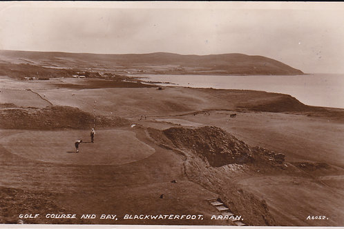 Shishkine Golf Links Ref.1658 C.1930s
