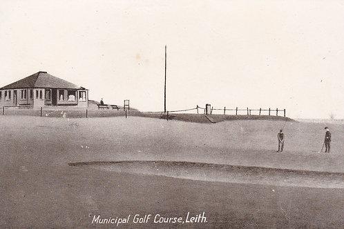 Leith Municipal Golf Links Ref.880