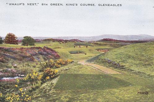 SOLD>Re.f587.Gleneagles Golf Links,Perth.Ref 587.C.1920s