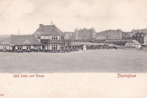 Sheringham Golf Links Ref.1931 C.1902-04