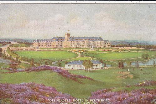 Gleneagles Golf Course.Ref 238