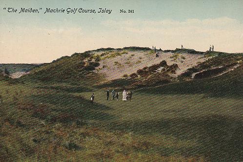 Machrie Golf Links C.Pre 1914Ref.790a