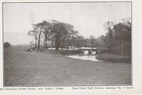 Ben Rhydding Golf Course Ref.2348 C.1950s