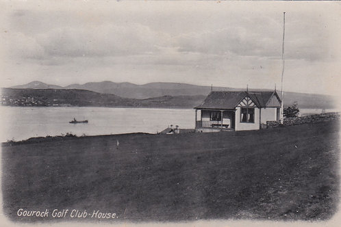 Gourock Golf Links Ref.2084a C.Ea 1900s