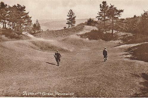 Painswick Golf Course Ref.2396 C.1920-30?