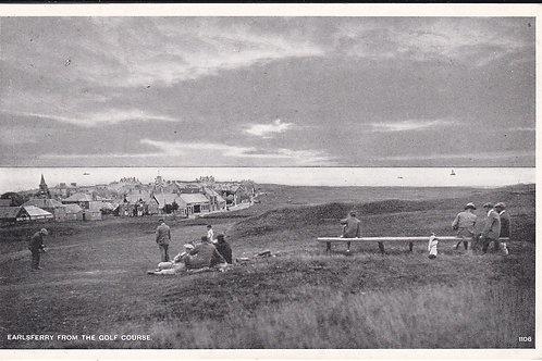 Elie Golf Links Ref.1099 C.1930