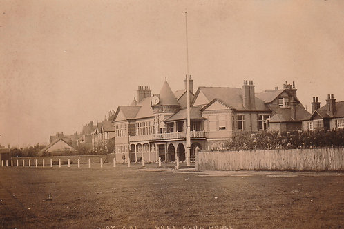 Hoylake Golf Club House Ref.2527 C.1905-14