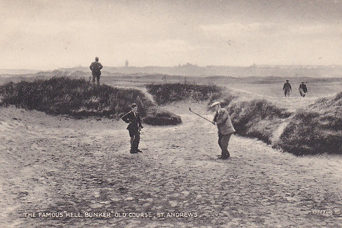 """Kirkcaldy, Andrew """"Hell Bunker"""" Ref 730.C.1920"""