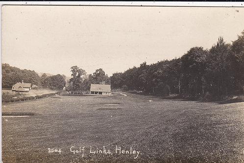 Henley Golf House & Course Ref.1532