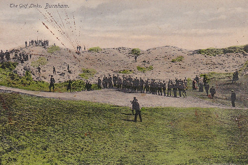 Burnham Golf Links Ref.2143a C.1903-05