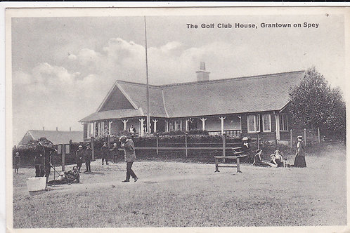 Grantown Golf Pavilion C.1926 Ref.1370