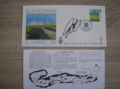 1995 St Andrews Comm Cover Ref.126 C.1995