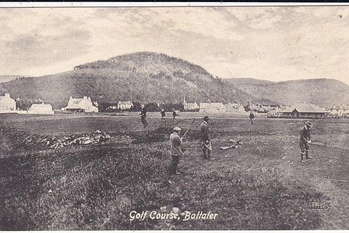 Ballater Golf Course Ref.225 C.1910-19