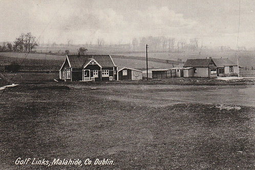 Malahide Golf Links Ref.2548 C.Ea 1900s