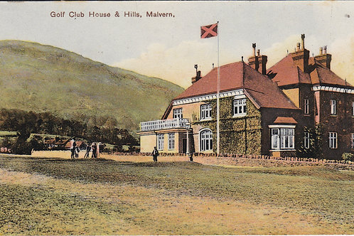 Worcestershire Golf House Ref.1322