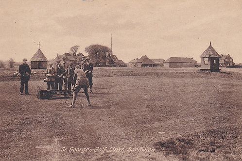 St.Georges,Sandwich Golf Links Ref.1938 C.1914-18