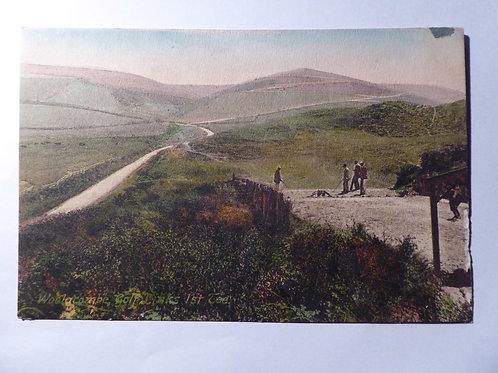 Woolacombe Golf Links Ref.1859 C.1911