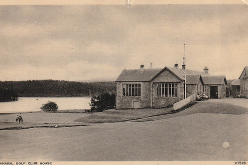 Lanark Golf Club House Ref.2516 C.19--?