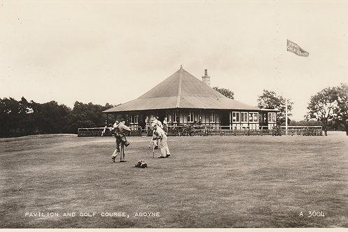 Aboyne Golf Pavilion Ref.2504 C.1930s