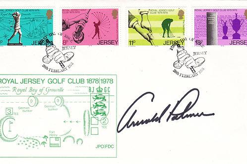 A Palmer SIGNED Centenary Cover.Ref CC 05. C.1978