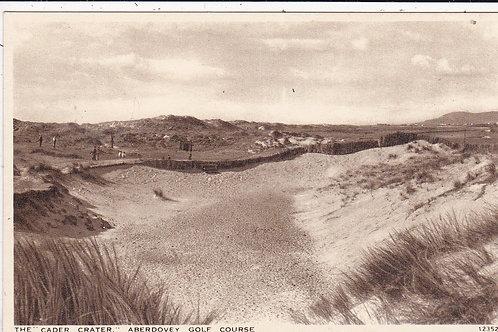 "Aberdovey Golf Links & ""Cader Crater"" Ref.1482 C.1930s"