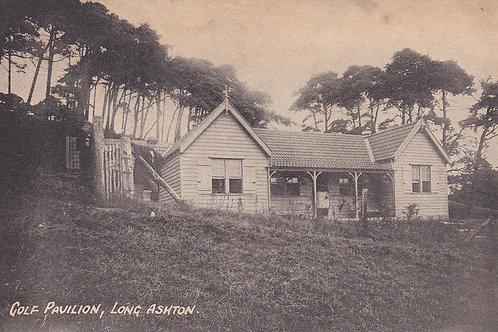Long Ashton Golf Pavilion Ref.2171a C.Pre 1914