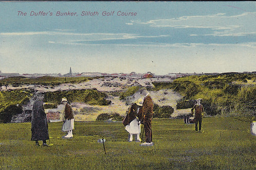 SOLD>Ref.1740..Silloth.Duffers Bunker Ref.1740 C.1910-18