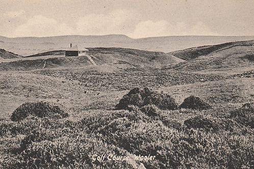 Wooler Golf Course Ref.2377 C.1914-18