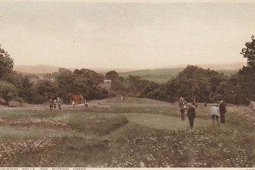 Llandrindod Wells Golf Club Ref.2358 C.1930s