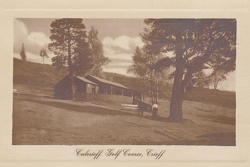 Culcreiff Golf Course,Creiff.Ref 398 C.1905-15