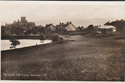 Kilmacolm Golf Course & Hydro Ref.1699 C.1920-30