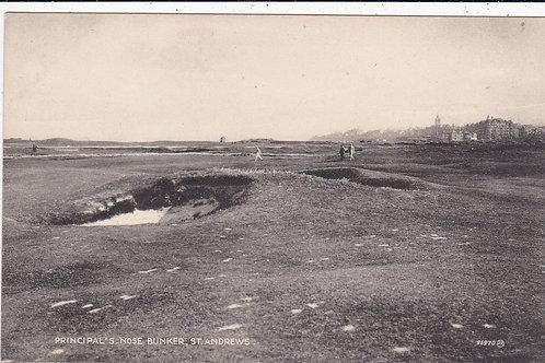 St.Andrews Principles Nose Bunker  Ref 547 C.1905