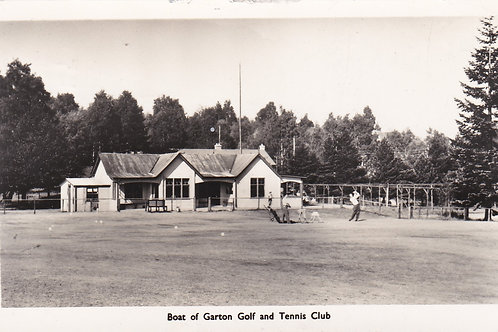 Boat of Garten Golf House Ref.1987 C.1958