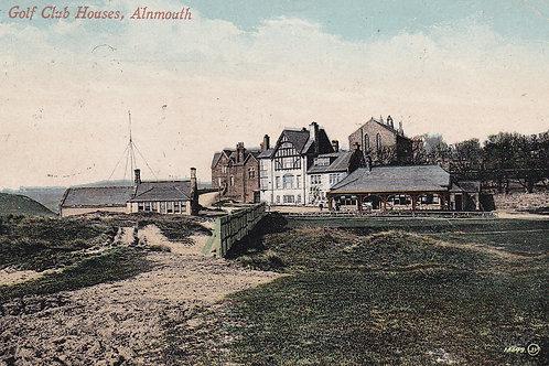 Alnmouth Village Pavilion.Ref 345 (Right) C.1912