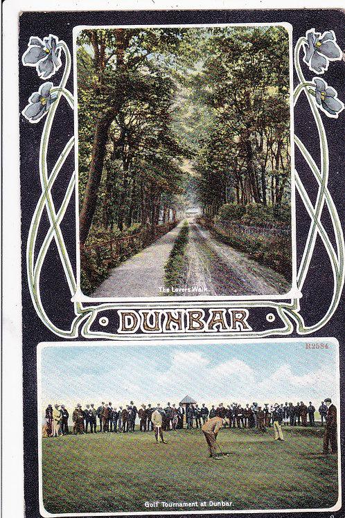 Braid v Taylor Match Dunbar C.1903 Ref.1446